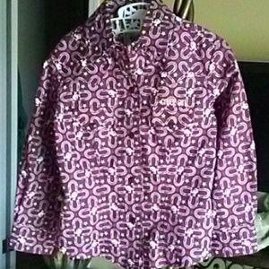 Cruel Girl Wester Shirt size 2T